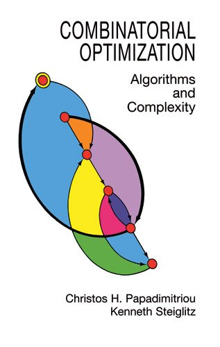 Combinatorial Optimization Algorithms and Complexity Unabridged  edition cover