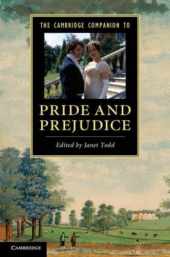 Cambridge Companion to 'Pride and Prejudice'   2013 edition cover