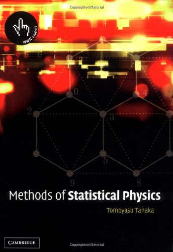 Methods of Statistical Physics   2002 9780521589581 Front Cover
