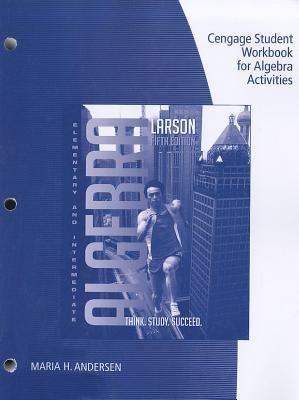 Elementary and Intermediate Algebra  5th 2011 (Workbook) 9780538493581 Front Cover