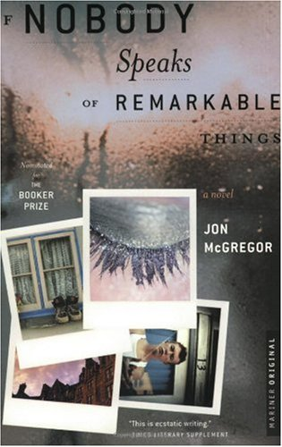If Nobody Speaks of Remarkable Things   2003 edition cover