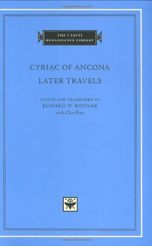 Later Travels   2003 edition cover