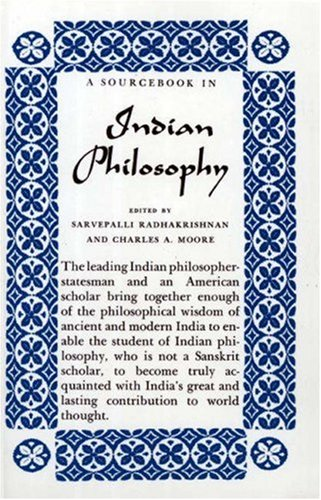 Sourcebook in Indian Philosophy   1957 edition cover