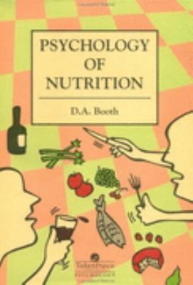 Psychology of Nutrition   1994 9780748401581 Front Cover