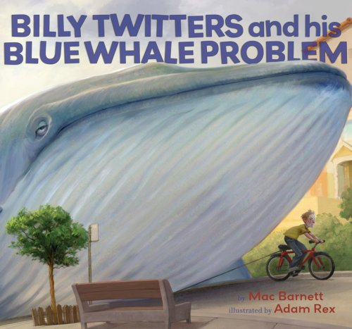 Billy Twitters and His Blue Whale Problem   2009 edition cover