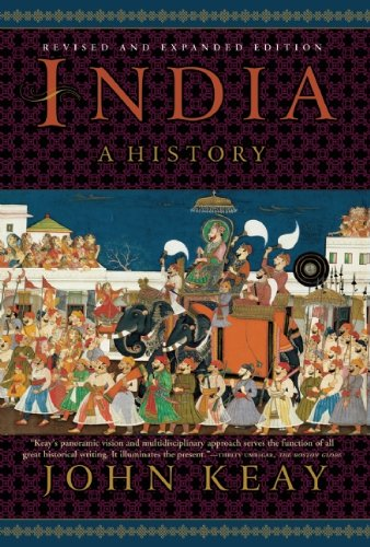 India A History. Revised and Updated  2010 edition cover