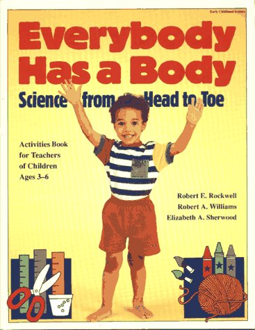 Everybody Has a Body Science from Head to Toe N/A edition cover