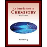 Introduction to Chemistry : Second Editon  2008 edition cover