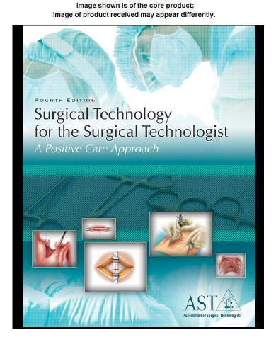 Surgical Technology for the Surgical Technologist:   2013 edition cover