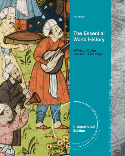 Essential World History  7th 2014 edition cover