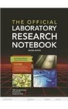 Official Laboratory Research Notebook (100 Duplicate Sets)  2nd 2014 edition cover