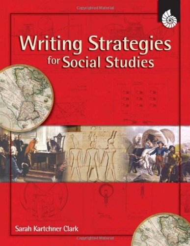 Writing Strategies for Social Studies   2007 (Revised) edition cover