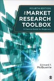 Market Research Toolbox A Concise Guide for Beginners 4th 2016 edition cover