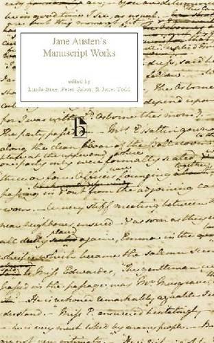 Jane Austen's Manuscript Works:   2012 edition cover