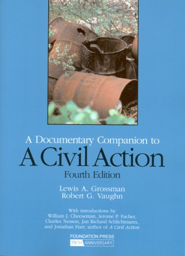 Civil Action A Documentary Companion 4th 2008 (Revised) edition cover