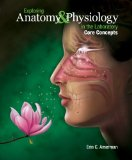 Exploring Anatomy and Physiology in the Laboratory, Core Concepts  N/A edition cover