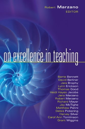 On Excellence in Teaching   2009 edition cover