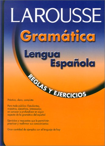 Spanish Language Grammar - Rules and Exercises   2010 edition cover