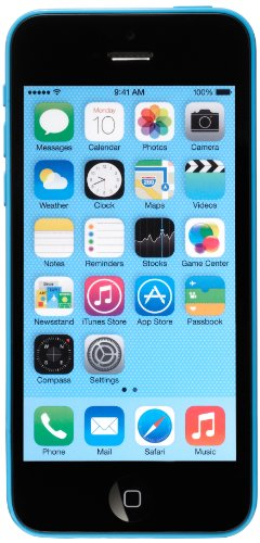 Apple iPhone 5c - 16GB - Blue (AT&T) product image