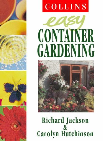Easy Container Gardening  1999 edition cover
