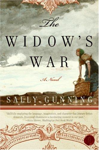 Widow's War  N/A edition cover