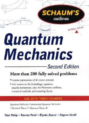 Quantum Mechanics Over 200 Fully Solved Problems 2nd 2010 edition cover