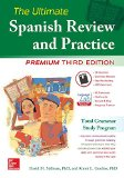 The Ultimate Spanish Review and Practice:   2015 edition cover
