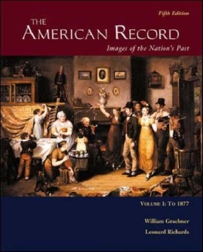 American Record Images of the Nation's Past 5th 2006 (Revised) edition cover