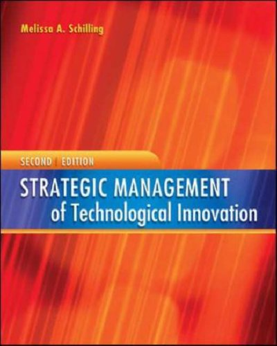 Strategic Management of Technological Innovation 2nd 2008 (Revised) edition cover