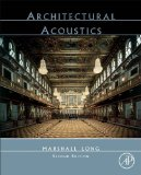 Architectural Acoustics  2nd 2013 edition cover