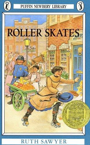 Roller Skates  N/A 9780140303582 Front Cover