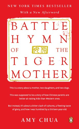Battle Hymn of the Tiger Mother   2011 edition cover