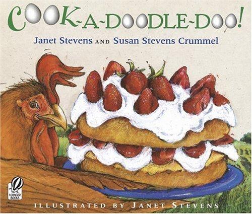 Cook-a-Doodle-Doo!   1999 (Reprint) edition cover