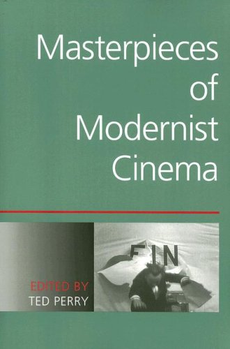 Masterpieces of Modernist Cinema   2006 edition cover