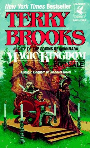 Magic Kingdom for Sale - Sold!   1986 edition cover