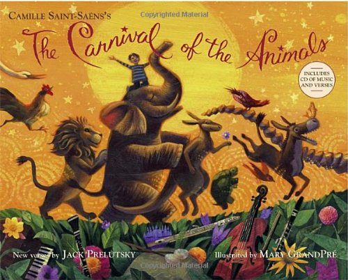 Carnival of the Animals   2010 edition cover