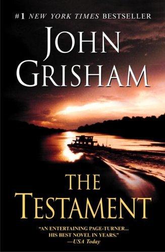 Testament  N/A edition cover