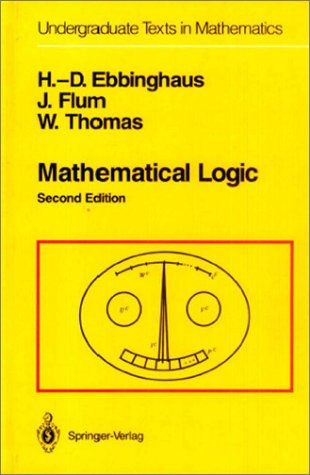 Mathematical Logic  2nd 1994 (Revised) edition cover
