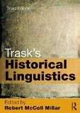 Trask's Historical Linguistics  3rd 2015 (Revised) edition cover
