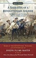 Narrative of a Revolutionary Soldier Some Adventures, Dangers, and Sufferings of Joseph Plumb Martin  2010 edition cover
