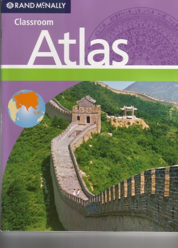 CLASSROOM ATLAS-REVISED 2012 N/A edition cover