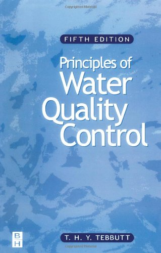 Principles of Water Quality Control  5th 1997 (Revised) edition cover