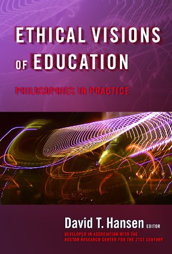 Ethical Visions of Education Philosophies in Practice  2007 edition cover