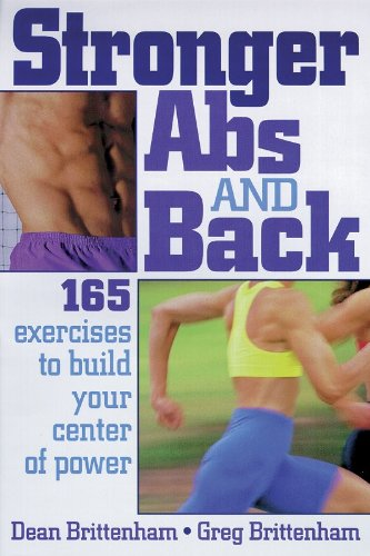Stronger Abs and Back   1997 9780880115582 Front Cover