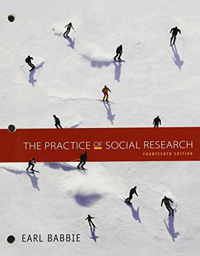 The Practice of Social Research:   2015 9781305633582 Front Cover