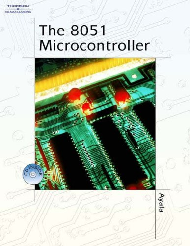 8051 Microcontroller  3rd 2005 (Revised) 9781401861582 Front Cover