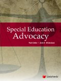 Special Education Advocacy   2011 edition cover