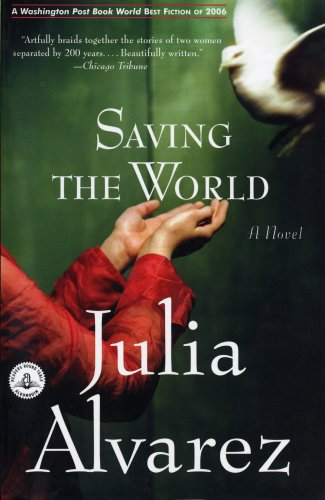 Saving the World  N/A edition cover