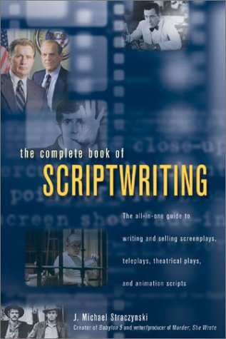 Complete Book of Scriptwriting   1996 (Revised) 9781582971582 Front Cover