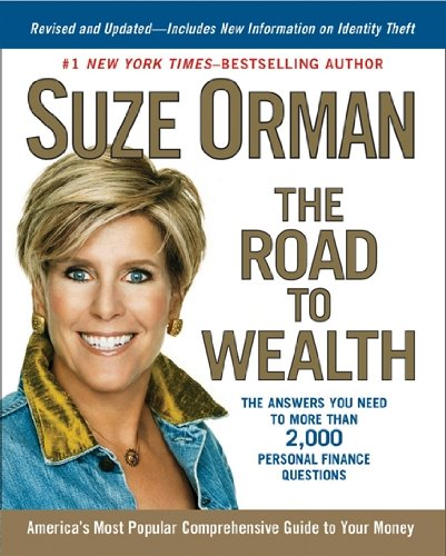 Road to Wealth The Answers You Need to More Than 2,000 Personal Finance Questions Revised  edition cover